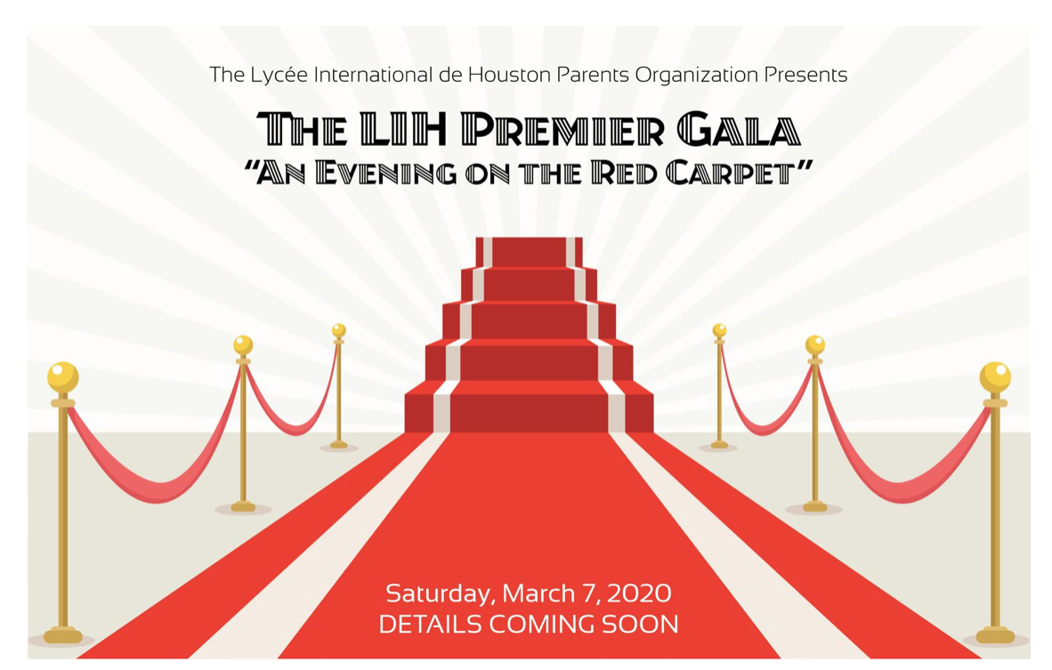 The LIH Premier Gala, Saturday March 7,2020