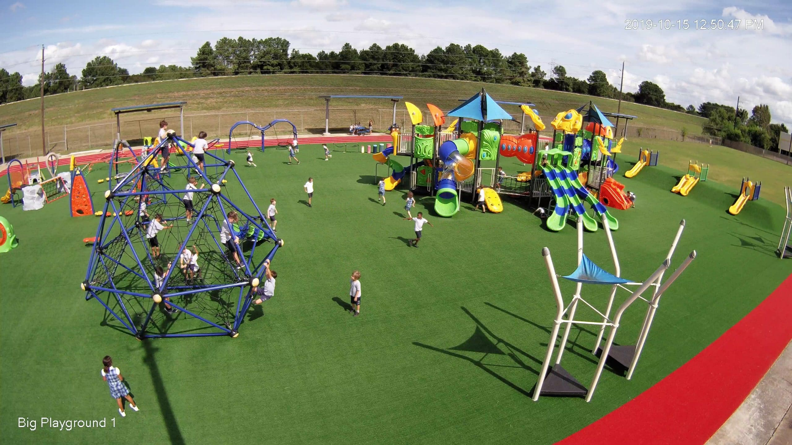 LIH – Child Care Big Playground